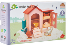 Chicken Coop - Tender Leaf Toys