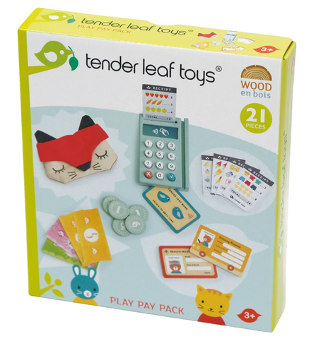 Play Pay Pack - Tender Leaf Toys