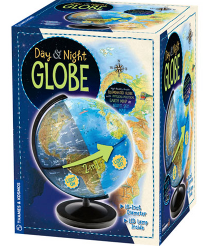 Day & Night Globe - Thames and Kosmos