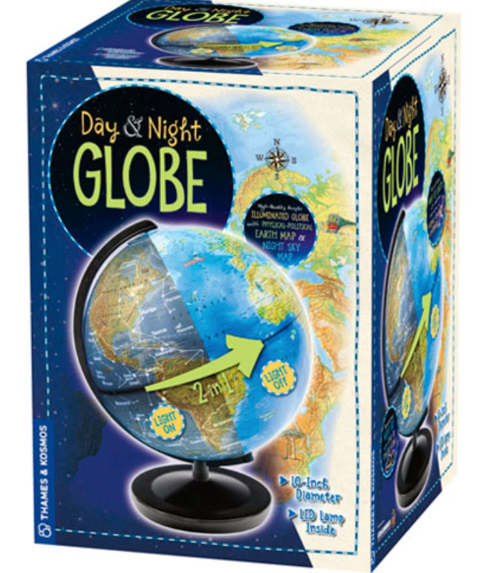 Day & Night Globe