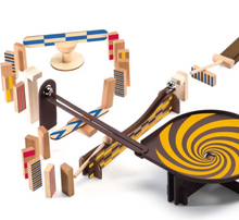Zig and Go Action-Reaction Construction Set (45 piece) - Djeco