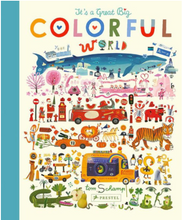 It's a Great Big Colorful World - Front Cover