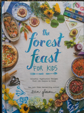 The Forest Feast for Kids - Cover