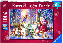 Christmas in the Forest Puzzle