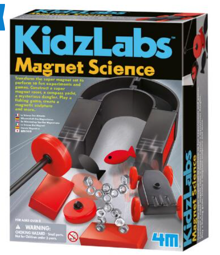 KidzLabs Magnet Science