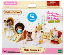 Calico Baby Nursery Set