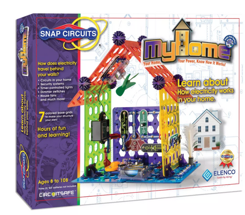 Snap Circuits My Home