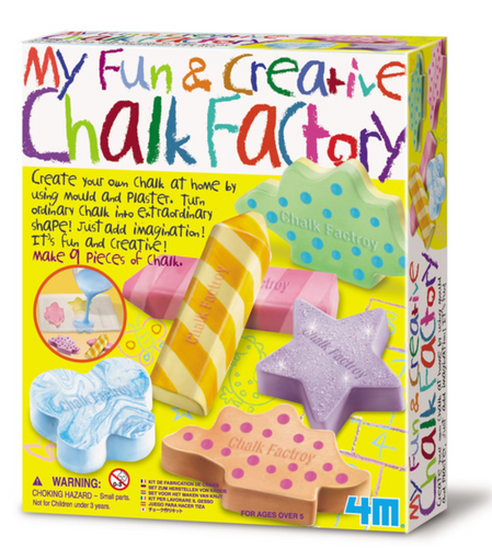 My Fun & Creative Chalk Factory