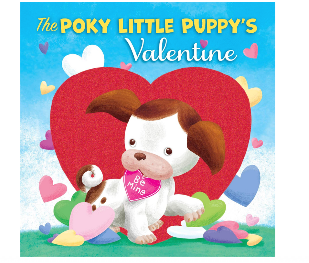 The Pokey Little Puppy Valentine