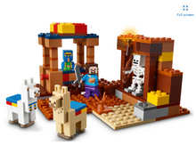 Lego Minecraft Trading Post