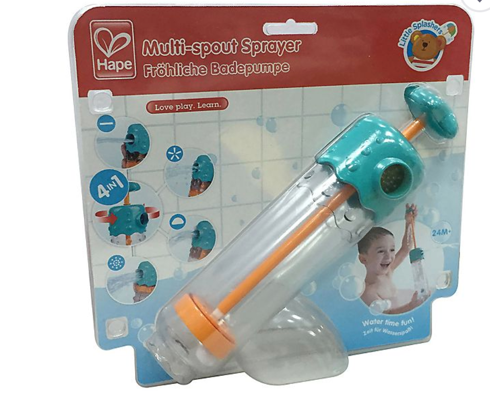 Hape Multi-Spout Sprayer