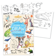 Learn to Draw Animals - Realistically