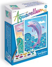 Aquarellum Mini Dolphins