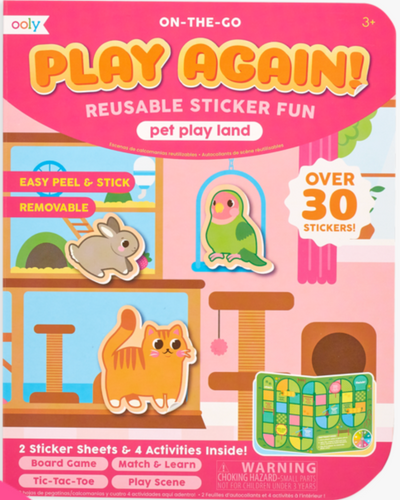 Play Again  Pet Play Land