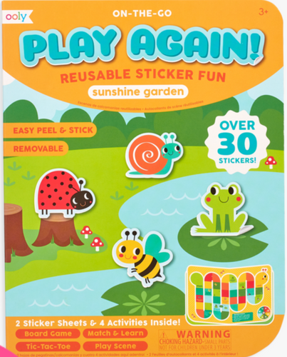 Play Again  Sunshine Garden