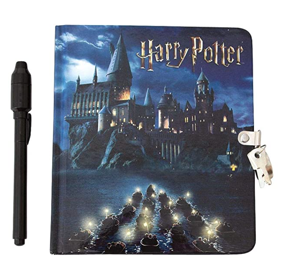 Harry Potter Lock & Key Journal