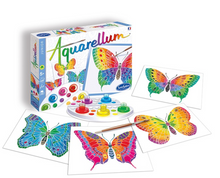 Aquarellum Junior Butterflies