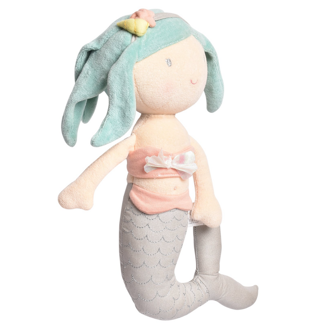 Mermaid - Organic Cotton Doll