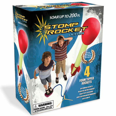 Stomp Rockets Ultra