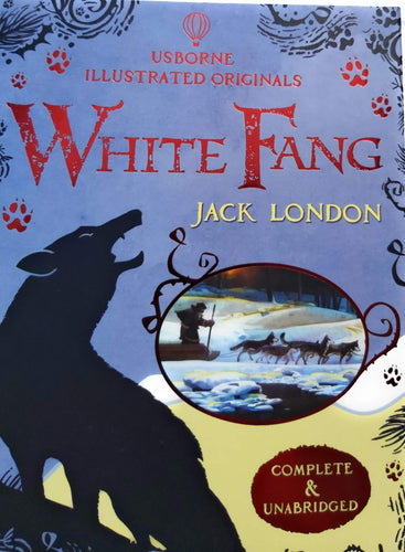 Illustrated White Fang