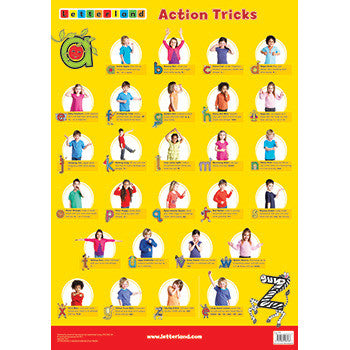 Action Tricks Poster
