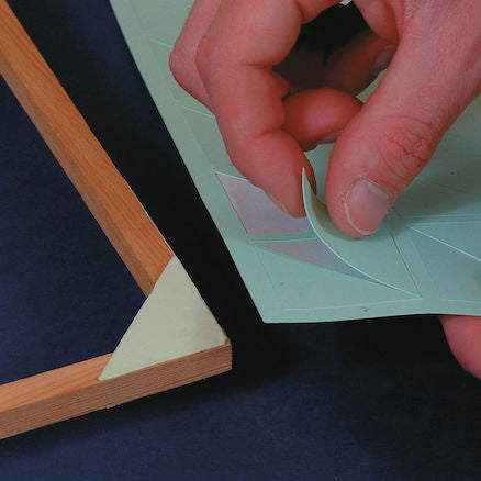 Self Adhesive Card Triangles