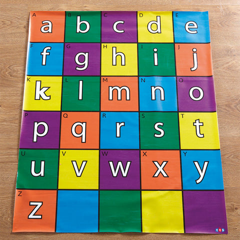 Bee-Bot® and Blue-Bot Alphabet Mat
