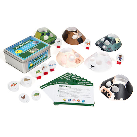 Countryside Activity Tin