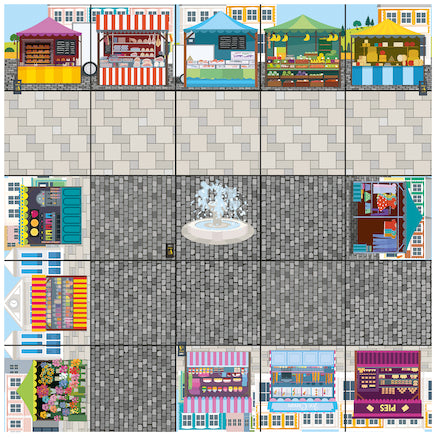 Marketplace Mat