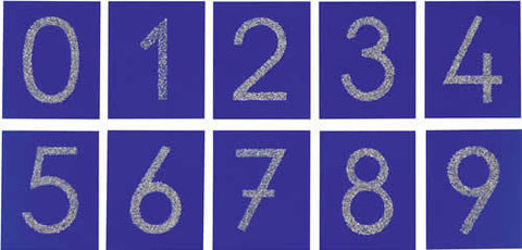 Number Feely Tiles