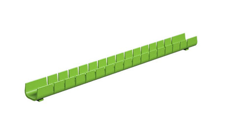Flexible rail profile 180 High Speed, green