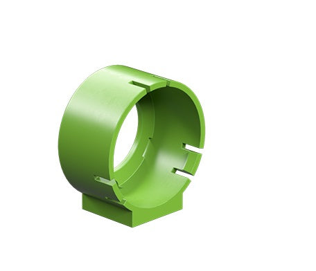 Flex Hose Holder, green