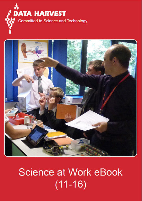 Science at  Work (age 11-16)  eBook  - issue 3
