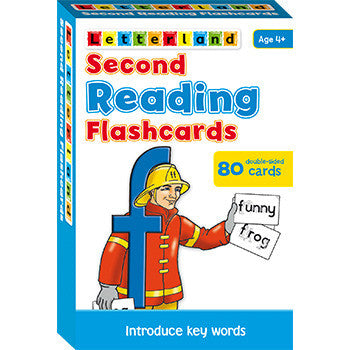 Second Reading Flashcard