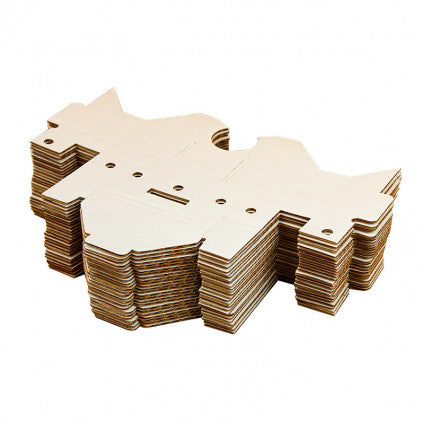 Simple Robotics Cardboard Chassis - 25 Pack