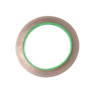 Copper Tape - With Conductive Adhesive, 5mm (15m)