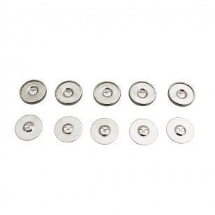 Magnetic Buttons/Fasteners, Pack of 5
