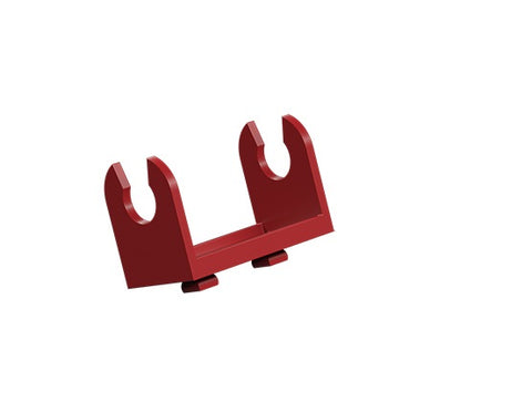 Cable winch frame 30, red