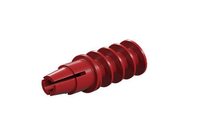 Locking worm m=1.5, red