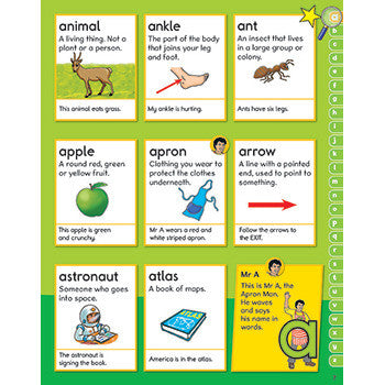 Letterland My First Dictionary – ETC Educational Technology