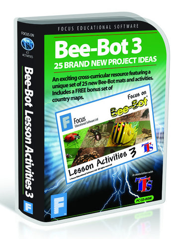 Bee-Bot (Blue-Bot) Lesson Activities 3