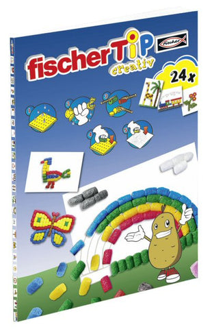 "fischer TiP Ideas "" Make-Your-Own Pictures"""