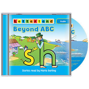 Beyond ABC (audiobook CD)