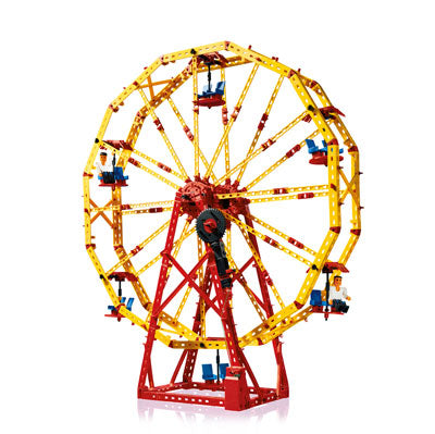 50 cm diameter Ferris Wheel 半米直徑摩天輪 (from Super Fun Park pack)
