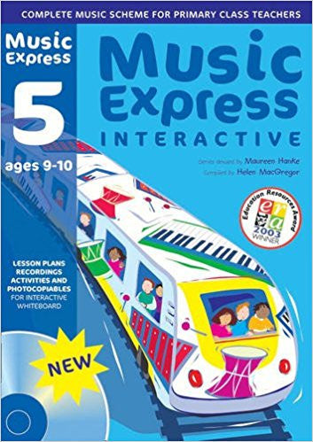 Music Express Interactive:  5 (Age 9-10)