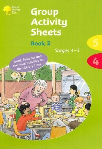 ORT Stage 4-5 Group Activity Sheets Book 2