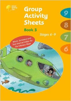 ORT Stage 6-9 Group Activity Sheets Book 3