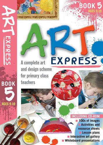 Art Express Book 5