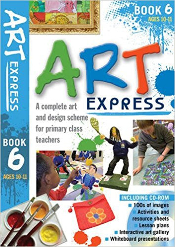 Art Express Book 6