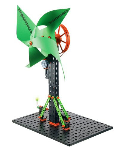 Green Energy (included hydrogen fuel cell kit)